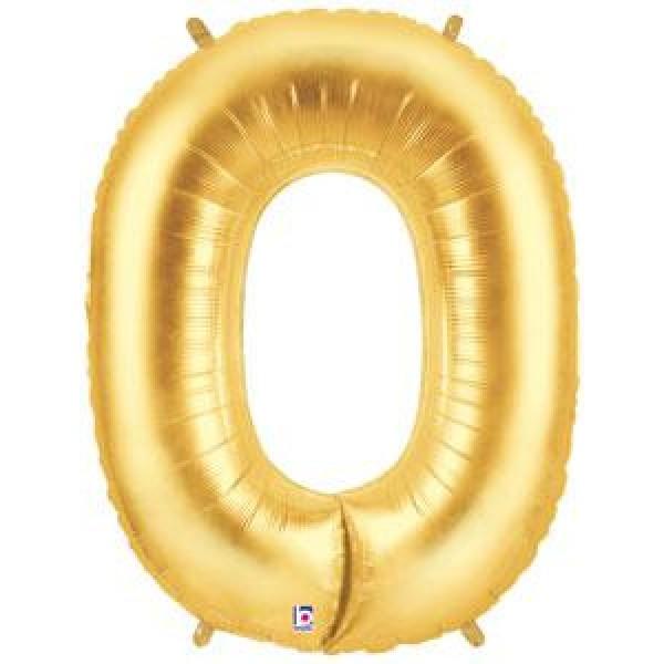 金色英文字母 - O字