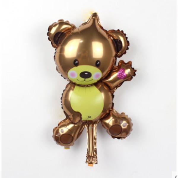 啡色小熊(迷你)