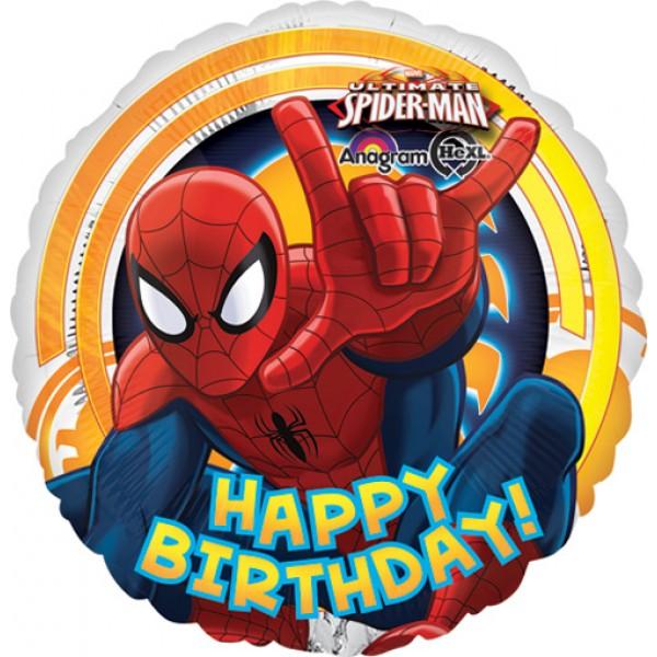 蜘蛛俠生日快樂