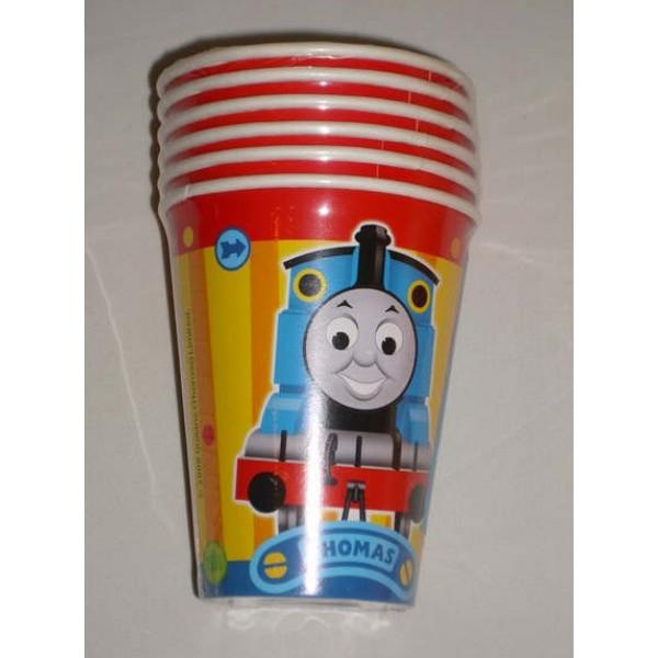 Thomas小火車紙杯